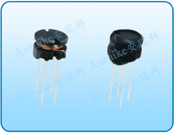 PKS4脚插件工字电感