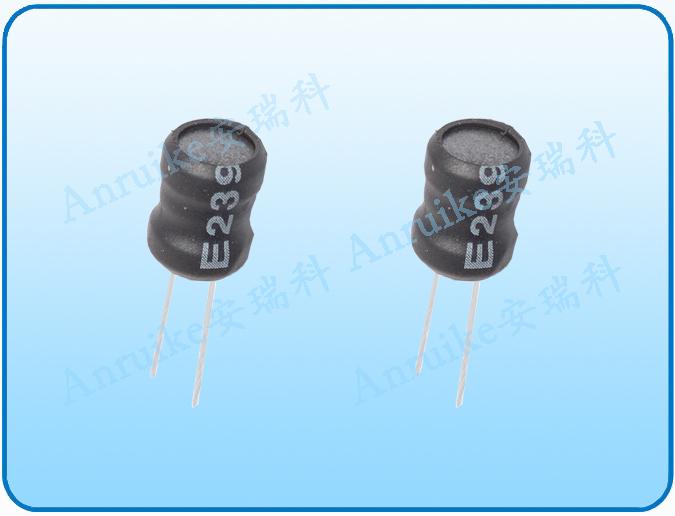 PK二脚插件工字电感
