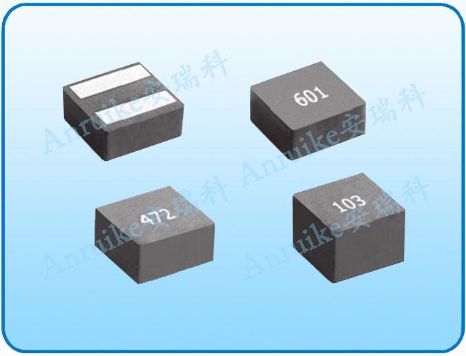 扁平线一体成型电感 AST04/05/06 系列