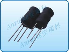 三脚立式插件工字电感